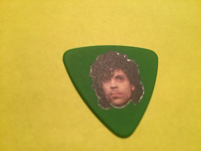 Slipknot 2016 Stage Used Prince Guitar Pick (green)