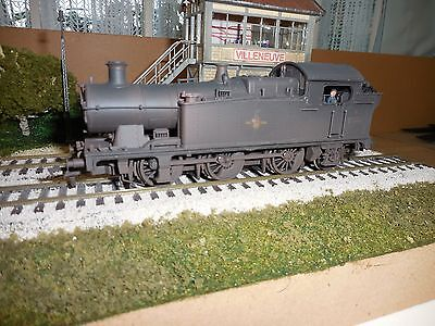 Bachmann OO gauge class 5660.BR Black .DCC chip fitted