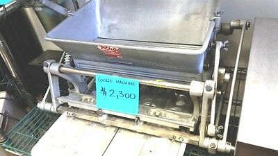 Cookie Wire Cutter manual System / Comes with 4 Dies