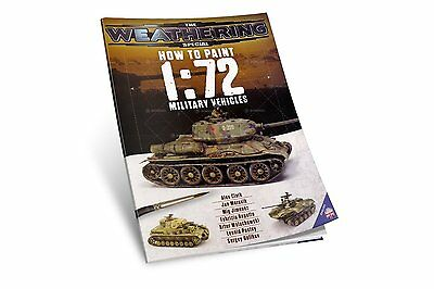 Ammo of Mig: Weathering Special Book How to paint 1:72 Military Vehicles 119p EN