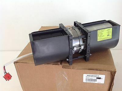 GE WB26x10210 General Electric Microwave Oven Ventilation Motor AP4297312