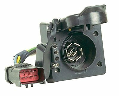 Hopkins 42145 Plug In Simple Multitow 74 OE Replacement new hopkins towing solution 42145 vehicle side trailer wire  at gsmportal.co