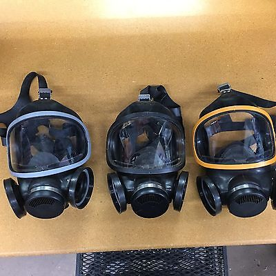 MSA Ultra-Twin Full-Face Respirator Mask (Multiple Sizes Available)