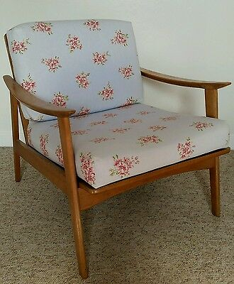 Vintage Ercol Easy Windsor Chair Antique