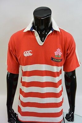 Canterbury JAPAN SEVEN Rugby Union  Jersey SIZE M (adults)