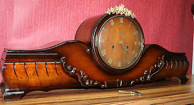 *Antique Mantel Clock German Clock Bracket Clock ***HERMLE*** original