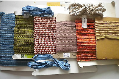 Job Lot Of Upholstery Trimmings - New
