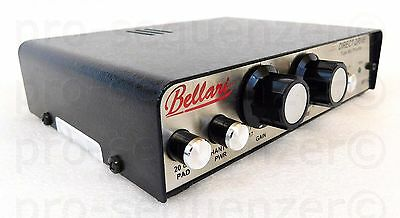 Bellari MP110 Direct Drive Tube Mic Preamp Röhre Valve Made in USA + Garantie