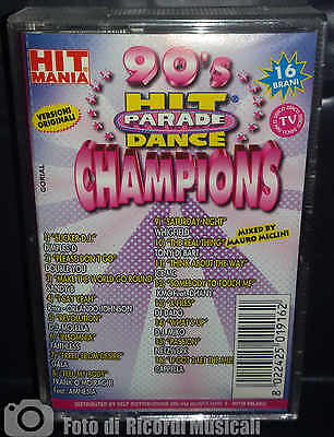 Mc Hit Parade Dance Champions 90