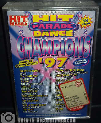 Mc Hit Parade Dance Champions 97