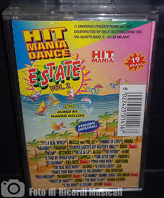 Mc Hit Mania Dance Estate 97 Vol 2