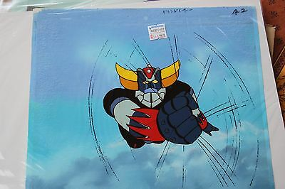 cellulo Goldorak Grendizer cel 2