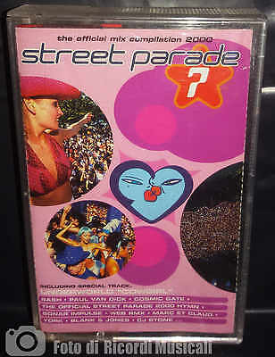MC STREET PARADE The Official Mix 2000