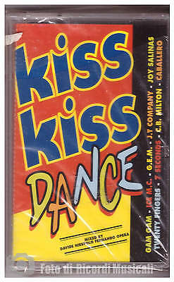 Mc Kiss Kiss Dance **sigillata**