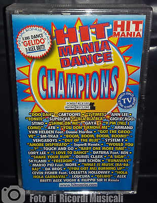 Mc Hit Mania Dance Champions (1999)