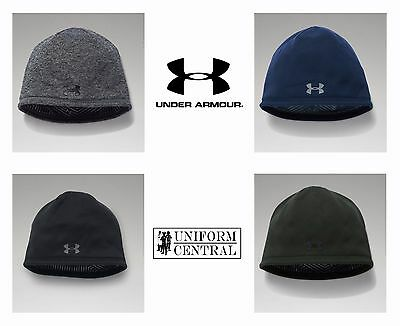 Under Armour Men s Tactical Coldgear Infrared Elements Storm 2.0 Beanie  1262141 f7c6f8362cb