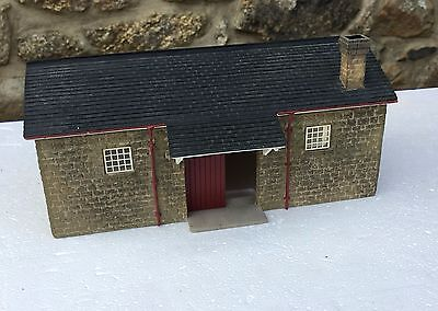 Hornby Skaledale R8635 Oo Gauge Goods Shed Building Lot 1
