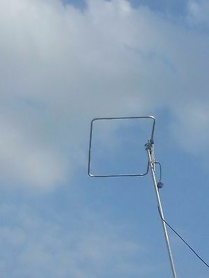 6 meters 50 mhz  halo antenna