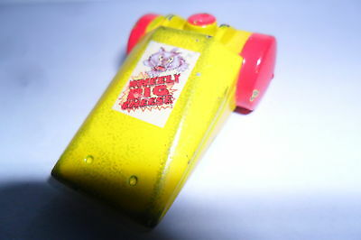 Bbc Robot Wars Pull Back & Go Minibot Toy Of Wheely Big Cheese 4 Battle Arena