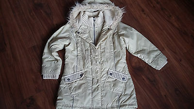 Girls Next winter coat size 5-6 years old