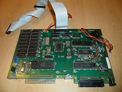 Original 512K MOTHERBOARD For The AMSTRAD PCW 8256 & 8512 Computers