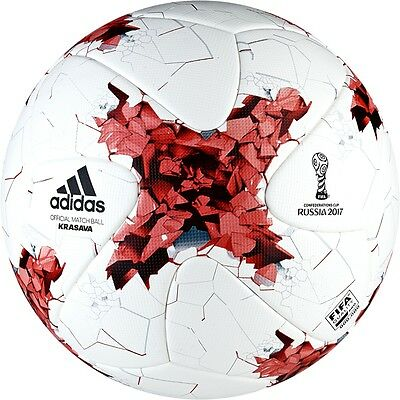 adidasAZ3183 FIFA Confederations Cup Official Game ball with gift box