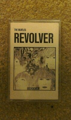 The Beatles. Revolver. Cassette Tape. Classic On Analogue