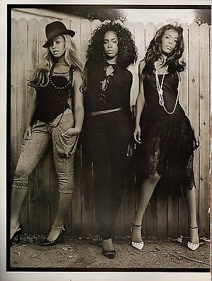 Destiny's Child Beyonce 4 Page Clipping