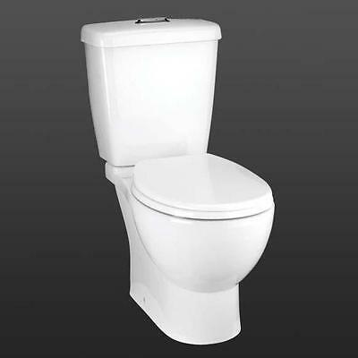 Marbletrend Florence Close Coupled Toilet Suite - Fully ceramic