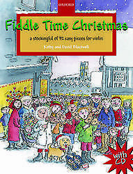 Fiddle Time Christmas Book/CD - Blackwell - 9780193369337 - OUP