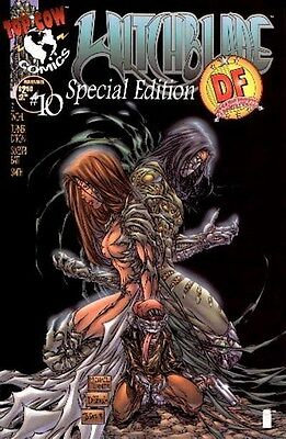 Witchblade # 10 Dynamic Forces Special Edition Cover