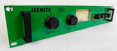 JOEMEEK SC2.2 V3 Photo Optical Stereo Compressor +Neuwertig+Rechnung+ Garantie