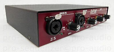 MindPrint DI-PORT Class-A High-End Mic Preamp ADDA Wandler + Rechnung & Garantie