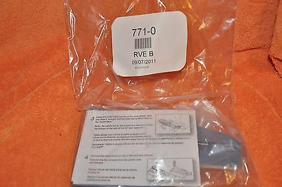 Pitney Bowes 771-0 Wick Stripper Blade Replacement Kit Grate Assembly Maintence