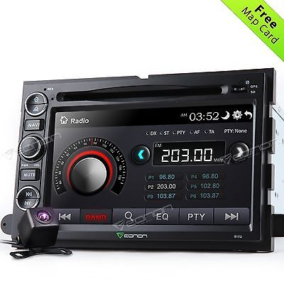 Fit Ford F150 CarDVDGPSStereoPlayerRadio Touch Screen Navi Map I US MAP CAM