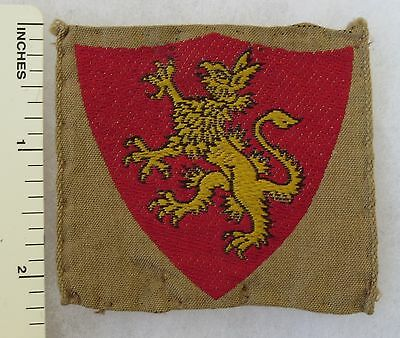 Early Post WW2 AUSTRALIAN ARMY FORMATION SIGN PATCH - 7th INFANTRY DIVISION