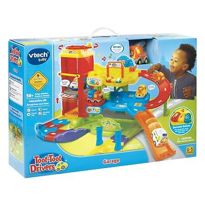 VTech Baby Toot-Toot Drivers Garage New Gift Idea Birthday Xmas
