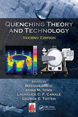 Quenching Theory and Technology by Hans M. Tensi Hardcover Book (English)
