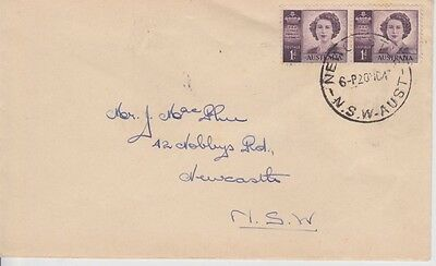1947 Princess elizabeth  First day Cover