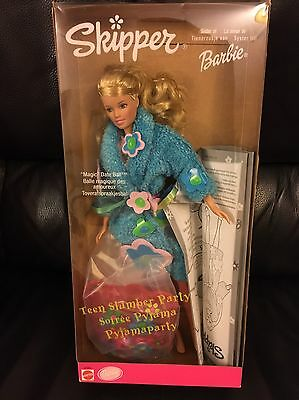 Vintage Skipper Sister Of Barbie Doll