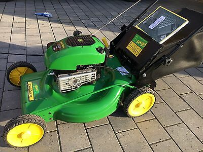 John Deere JM36 Self Propelled Petrol Lawnmower