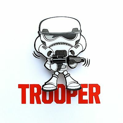Star Wars Stormtrooper 3D Led Deco Wall Light New