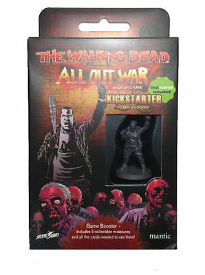 The Walking Dead All Out War - Kickstarter Game Booster - Mantic - Shipping Now