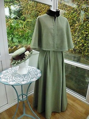 3 Piece Victorian Style Outfit Size 14