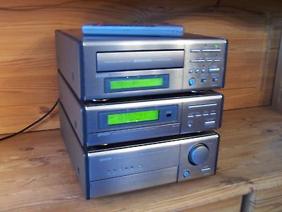 Denon D-100 Precision High End Audio Component Stereo System