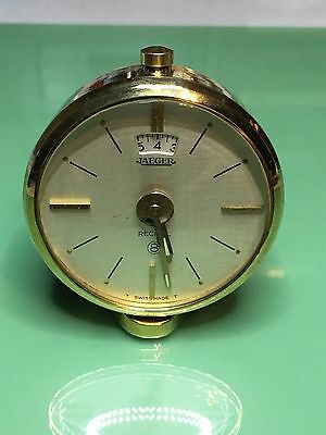Original Reisewecker Jaeger-LeCoultre 8 Tage cal.240/2 Top zustand