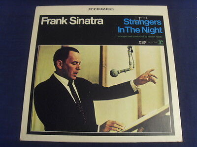 "12"" Lp Frank Sinatra Sings For Moderns ""strangers In The Night"" 44006 (Fs-1017)"