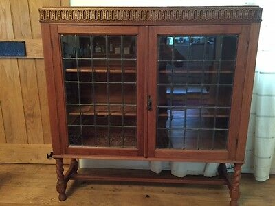 Wooden Bookcase/Display Cabinet