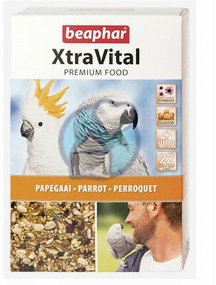 Beaphar XtraVital Papagei 1kg Papageienfutter