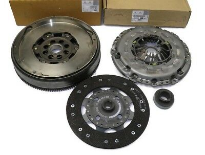 Dual-Mass Flywheel & Clutch Kit Citroen / Peugeot 2.0 Hdi 120/136Hp (Oe 0532X7)